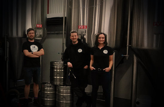 12 Acres Brewing, Paddy & Aisling
