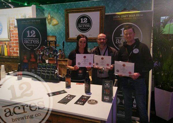 Alltech Dublin Craft Beer Cup 2018